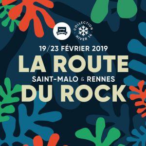 LA ROUTE DU ROCK - COLLECTION HIVER - SAMEDI 23 FÉVRIER