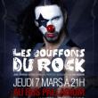 Concert LES BOUFFONS DU ROCK à PARIS @ Le Bus Palladium - Billets & Places