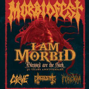 I Am Morbid + Grave + Gruesome - Le Grillen - Co..