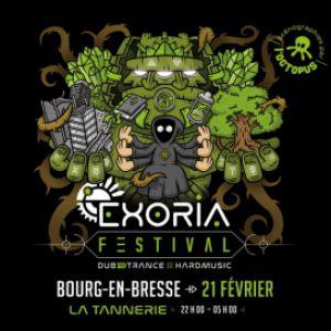 Exoria Festival Dub To Trance