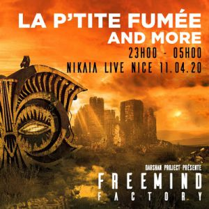 La P'tite Fumée & More | Freemind Factory @Nice, 11.09.2020