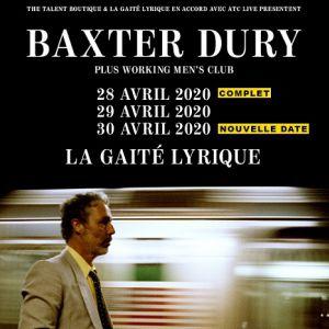 Baxter Dury + Working Men's Club