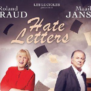 Hate Letters Roland Giraud - Maaike Jansen
