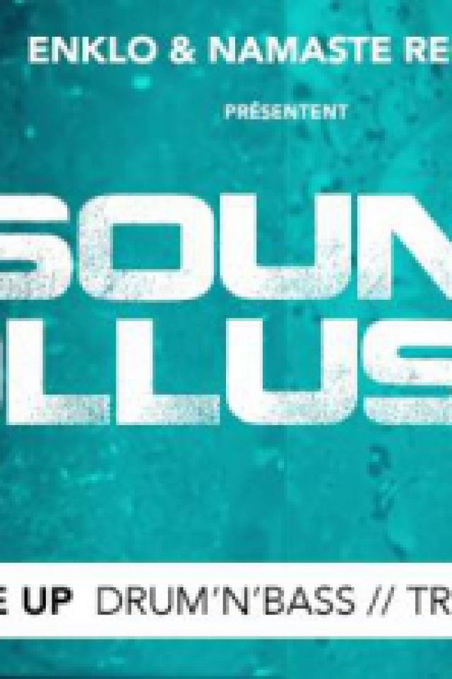 SOUND COLLUSION @ Le Batofar - Paris