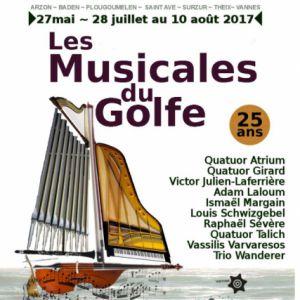 TRIO WANDERER @ Théâtre Anne de Bretagne - Vannes
