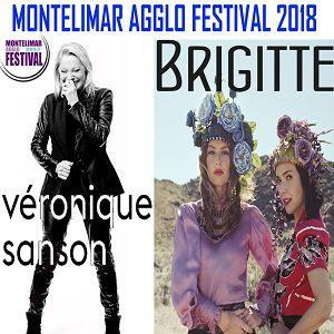 Brigitte & Véronique SANSON  @ Stade Tropenas - MONTÉLIMAR