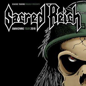 Sacred Reich + Night Demon