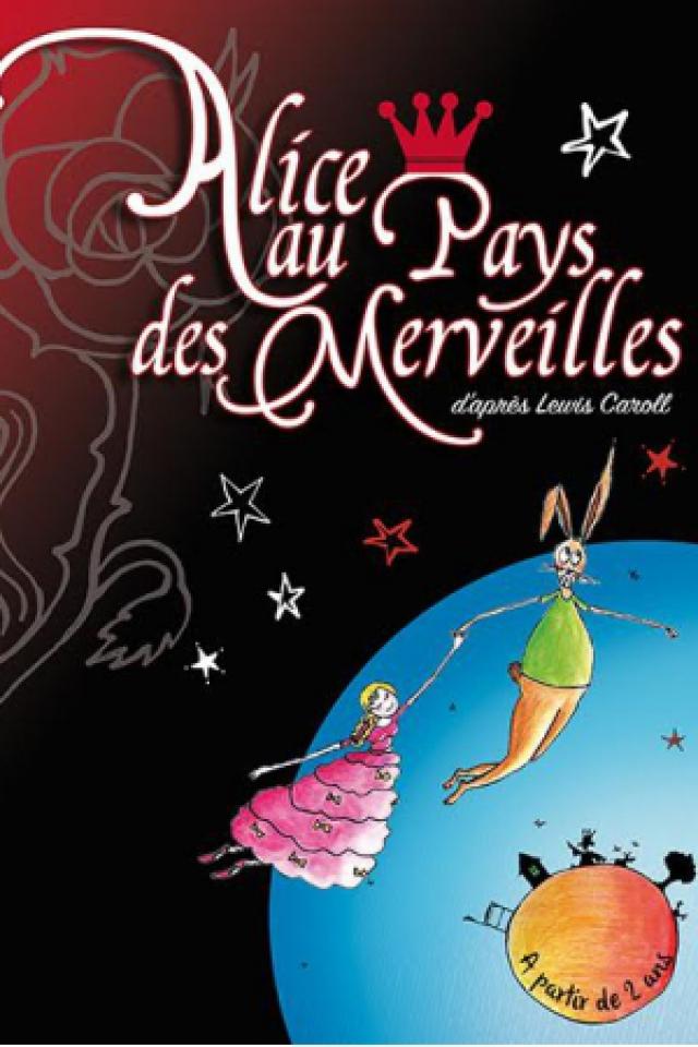 Alice aux Pays des Merveilles @ Essaïon Théâtre - Paris