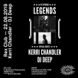 Soirée REX CLUB PRESENTE LEGENDS: KERRI CHANDLER & DJ DEEP