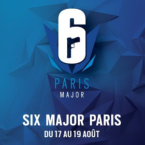SIX MAJOR PARIS - PASS 3 JOURS @ PARIS EXPO - Porte de Versailles - HALL 4 - PARIS