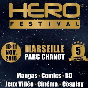 HEROFESTIVAL 2018 - PASS 2 JOURS @ PARC CHANOT - Marseille