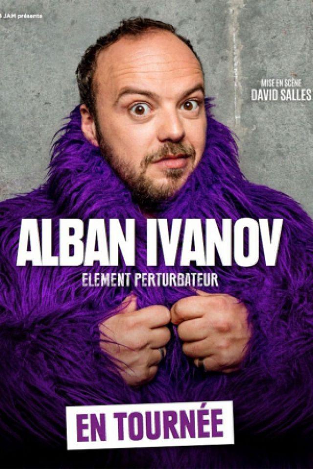 ALBAN IVANOV @ Arcadium - Annecy