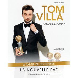Tom Villa Dans Les Nommés Sont...