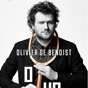 OLIVIER DE BENOIST - 0/40 @ Salle de l'Auzelou - TULLE
