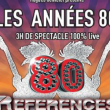 Spectacle LES ANNEES 80 à Bourg en Bresse @ AINTEREXPO - EKINOX - Billets & Places