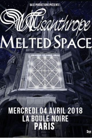 Concert MISANTHROPE à PARIS @ La Boule Noire - Billets & Places