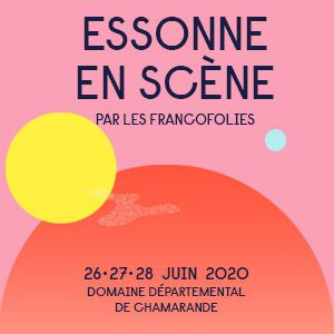 Essonne En Scene 2020 - Pass 3 Jours