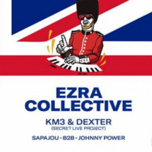 Make It Deep presents Ezra Collective / KM3 & Dexter  @ New Morning - Paris
