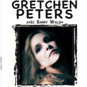 Gretchen Peters @ La Chapelle des Lombards - PARIS
