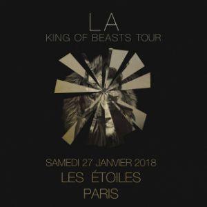 L.A. @ THEATRE LES ETOILES - Paris
