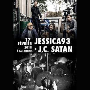 JESSICA 93  + J.C. SATAN @ La Laiterie - Club - Strasbourg