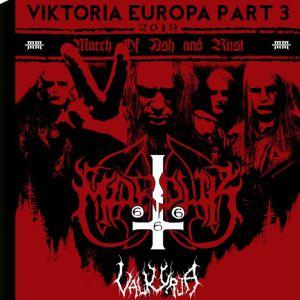 Marduk + Valkyrja + Attic