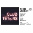 Soirée CLUB TETONS #2