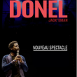 DONEL JACK'SMAN - Nouveau spectacle à NANTES @ THEATRE 100 NOMS  - Billets & Places