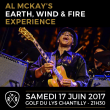 Festival AL McKAY'S ALL STARS EARTH WIND & FIRE EXPERIENCE à LAMORLAYE @ Golf du Lys Chantilly - Billets & Places