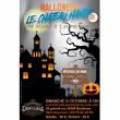 Théâtre Halloween : le château hanté