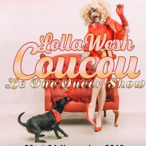 LOLLA WESH : Coucouuu - @ Acte 2 Théâtre - LYON