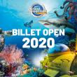 """BILLET """"OPEN 2020"""""""