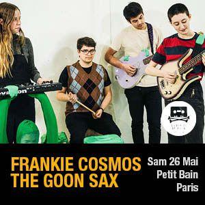 Frankie Cosmos + The Goon Sax @ Petit Bain - PARIS