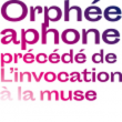 Théâtre ORPHEE APHONE