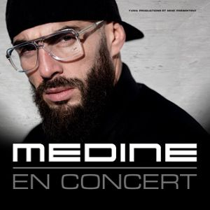 Médine  @ La Belle Electrique - GRENOBLE