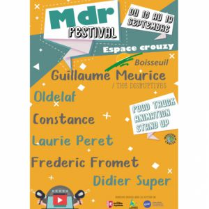 Laurie Peret / Mdr Festival
