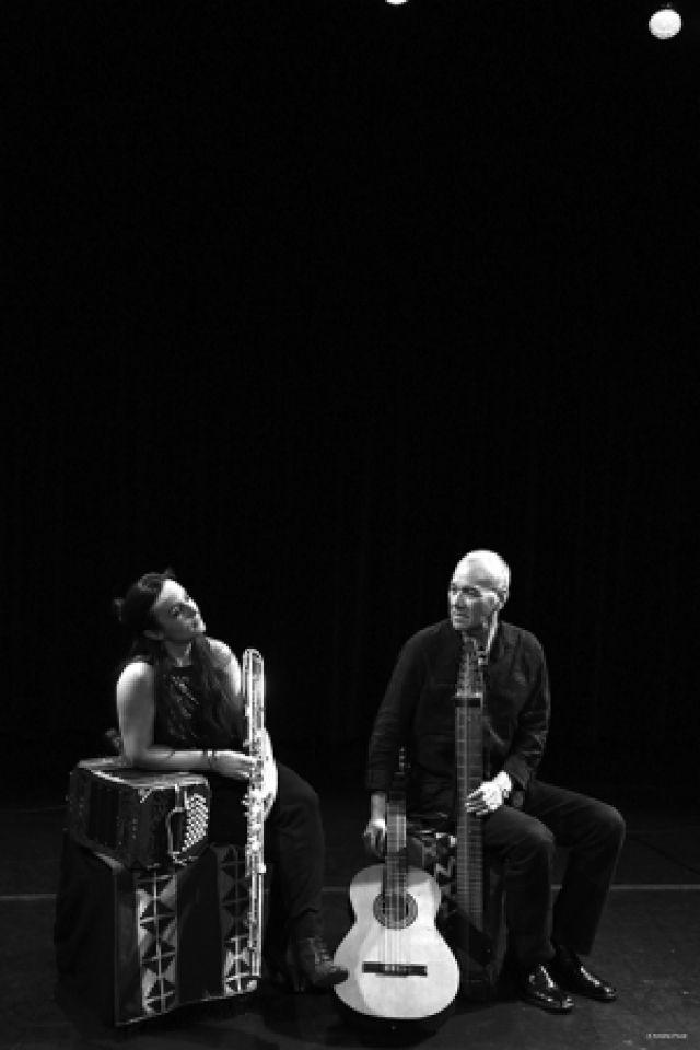 Billets COLACHO BRIZUELA / NINON VALDER Duo - Le Baiser Salé Jazz Club