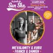 Concert Les Jeudis du Sun Ska - Mo'KALAMITY & KUBIX + Franck & Damien à VERTHEUIL @ Domaine de Nodris - Billets & Places