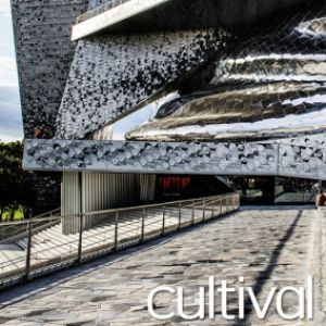 Philharmonie de Paris : visite guidée @ CULTIVAL - PARIS