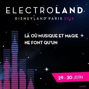 Soiree Electro Plus Disney Samedi