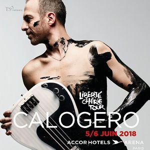 CALOGERO @ ACCORHOTELS ARENA - PARIS