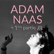 Concert ADAM NAAS + J|L JET LAG