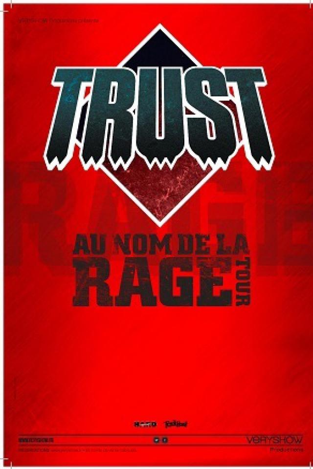 TRUST @ PALAIS DES CONGRES - REMIREMONT