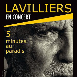 BERNARD LAVILLIERS @ Les Arènes de Metz - Metz