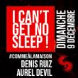 Soirée I CAN'T GET NO SLEEP #5 à PARIS @ Gibus Club - Billets & Places