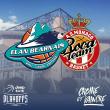 Match 1/4 DE FINALE RETOUR - EBPLO / MONACO à PAU @ Palais des Sports de Pau - Billets & Places