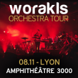 Concert WORAKLS ORCHESTRA - AMPHITHEATRE 3000