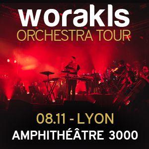 Worakls Orchestra - Amphitheatre 3000