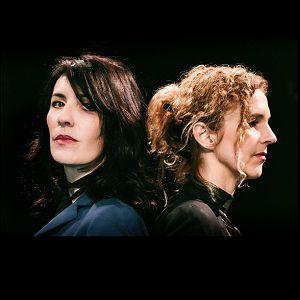 L'Une et l'Autre - La grande Sophie et Delphine de Vigan @ Théâtre des Bouffes du Nord - PARIS
