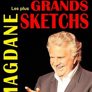 Roland MAGDANE - Les plus grands sketchs @ La Maison du Peuple  - Belfort